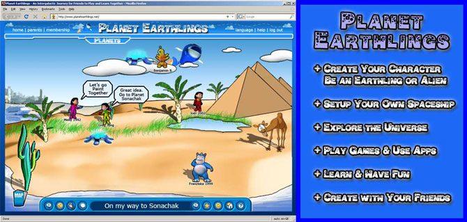 Virtual World Basics
